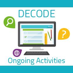 DECODE online survey